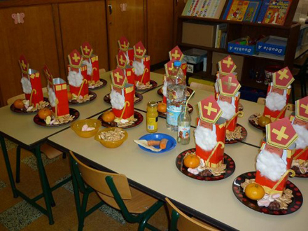 Sinterklaas Knutselenl